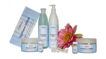 Prodotti cosmetici ossigenanti uso professionale
