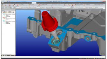 Software per lavorazioni industriali del metallo