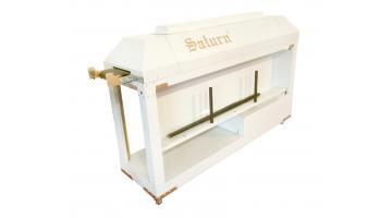Scaricatore automatico per pelletteria