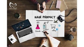 Linee di cosmetici per capelli in private label