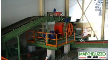 Impianti completi preparazione argilla