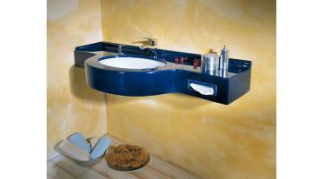 1-bowl one-basin washbasin