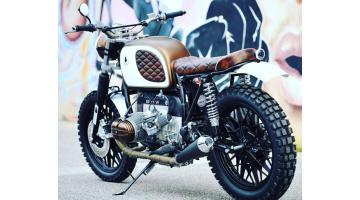 Pelle bovina vernice liscia per selleria motocicletta