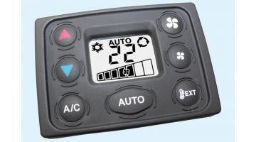 Controllo automatico della temperatura in cabina