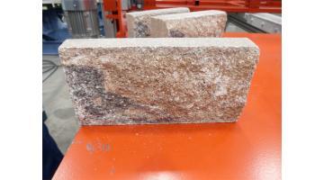 Impianto per splittare cemento