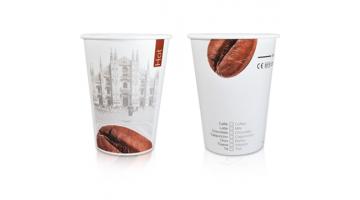 Bicchiere di carta da caffè