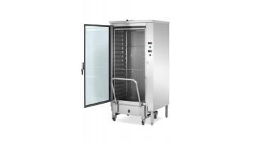 Ventilated heated cabinet