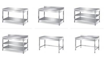 steel furnishings