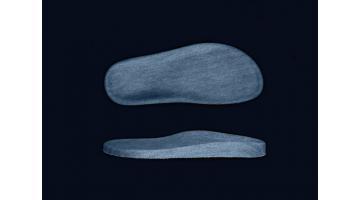Sottopiedi fasciati per calzature