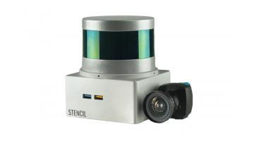 Laser scanner mobile in real time per esterni
