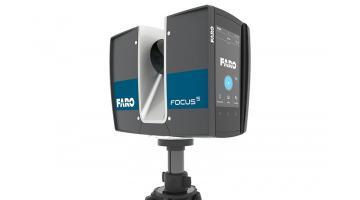 Laser scanner terrestri 3D rilievo compatto Faro S