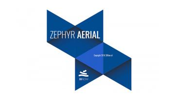 Software per fotogrammetria Zephyr Aerial