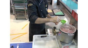 Attrezzatura professionale per pasta fresca