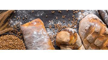 Farine non raffinate per pane