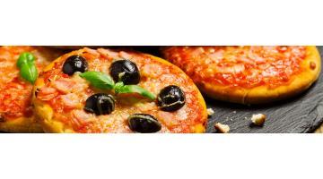 Mix professionale per pizzeria
