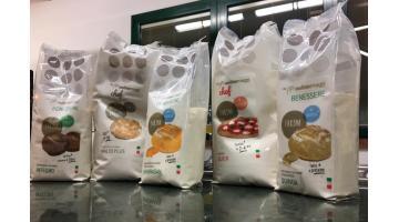 Produzione farine professionali per panificazione