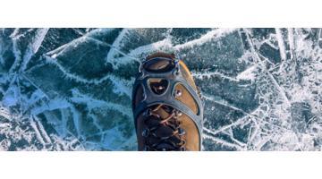 Minuterie metalliche per calzature da trekking