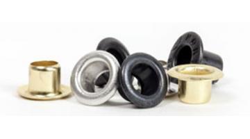 Occhielli in metallo personalizzati per calzature sportive