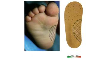 Footbed for children's shoes