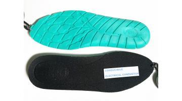 Sottopiedi antistatici per scarpe da lavoro