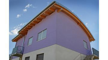 Ampliamento casa sopraelevazione in legno naturalmente casa