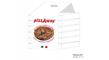 Porta cartoni pizza