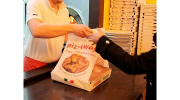 Porta pizza