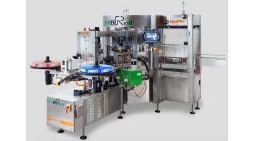 Etichettatrice automatica roll fed