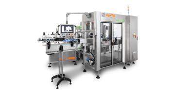 Macchine etichettatrici modulari tipo rotativo