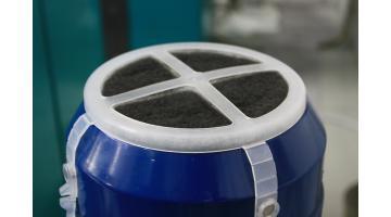 Filtro ventilazione motori elettrici
