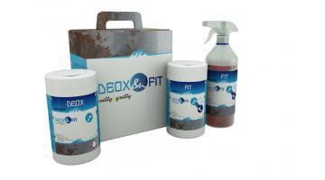 Prodotti disossidazione acciaio inox