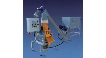 Pellettizzatrice con impianto automatico