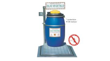 Pedana antiscivolo Oil Only 120