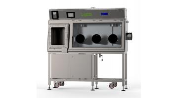 Glove boxes for the pharmaceutical industry