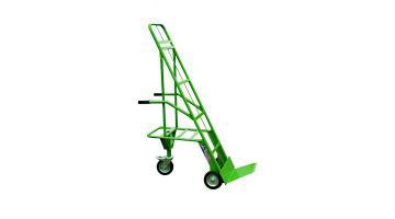 Tricicletta verniciata per trasporto cassette