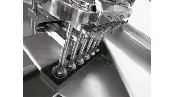 Confezionatrice verticale per buste termosaldate