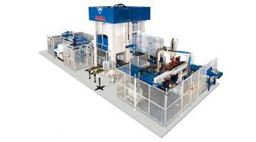 Linee automatiche di produzione