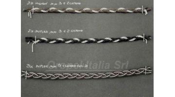 Accessori moda: bijoux in pelle