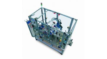 Labeler for top & down application