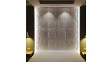 Padded headboards for hotels