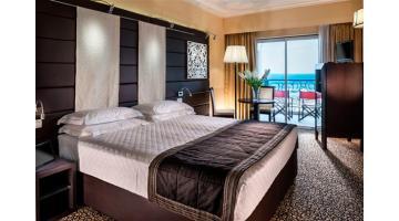 Upholstered headboards for hotels