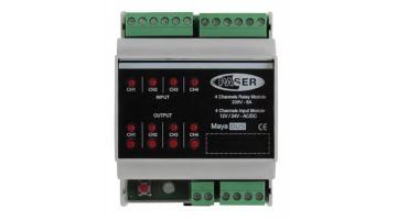 Domotica - Modulo per controllo accessi