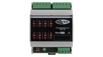 Domotica - Modulo per controllo illuminazione artificiale