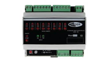 Domotica - Modulo per controllo temperatura ambientale e riscaldamento