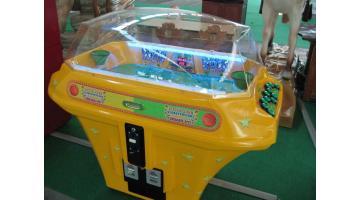 Basket elettromeccanico per sala giochi