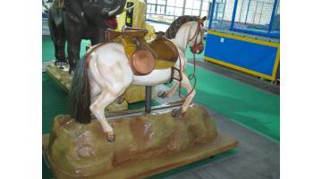 Horse carousel tour