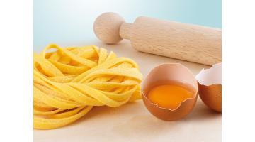 Tagliatelle all'uovo surgelate