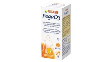 Integratore di vitamina D3 vegetale in gocce