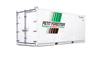 Container refrigerato 25 mc