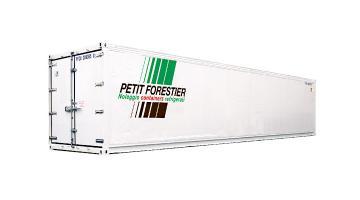 Container refrigerato 55 mc